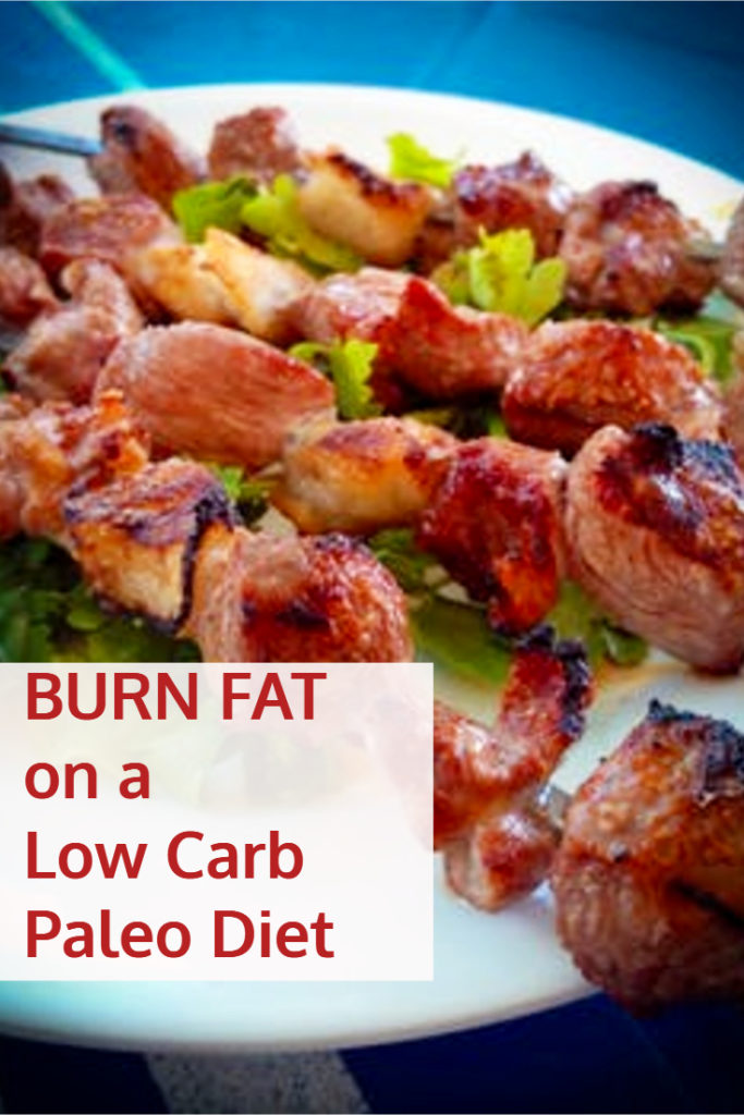 Burn Fat on a Low Carb Paleo Diet