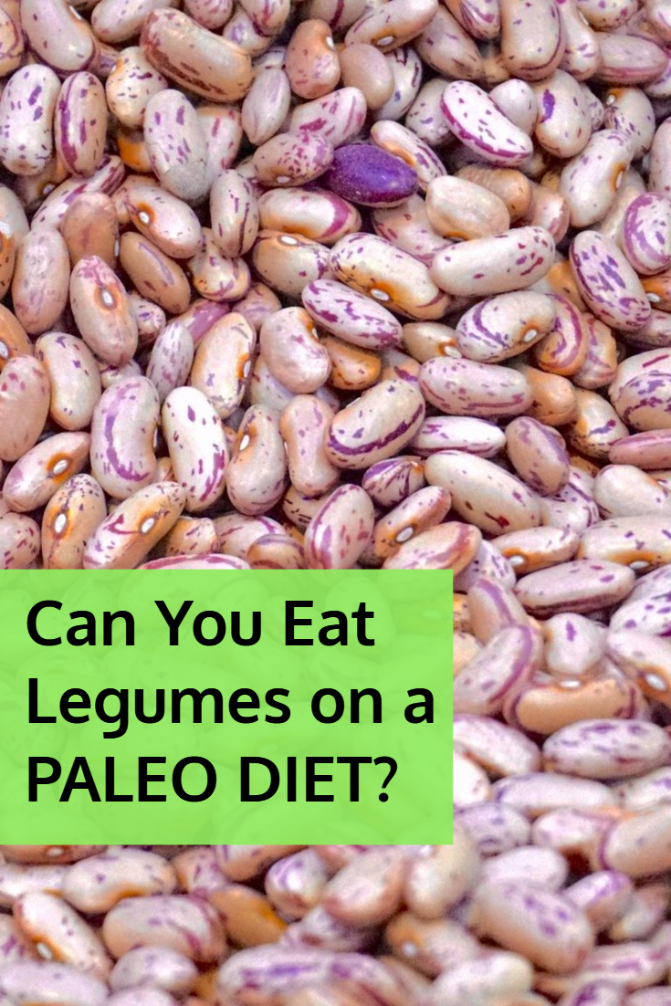 Can You Eat Legumes ona Paleo Diet