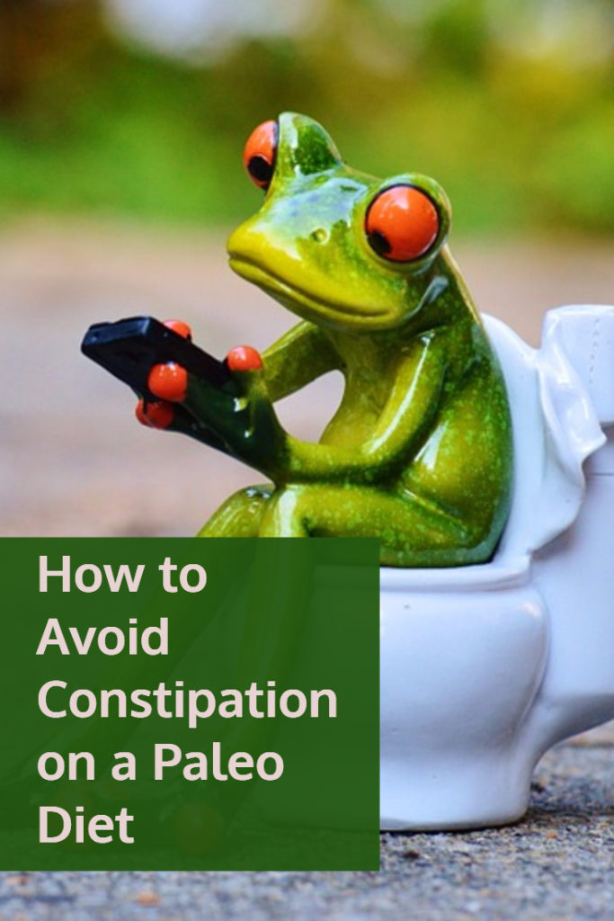How to Avoid Constipation on a Paleo Diet
