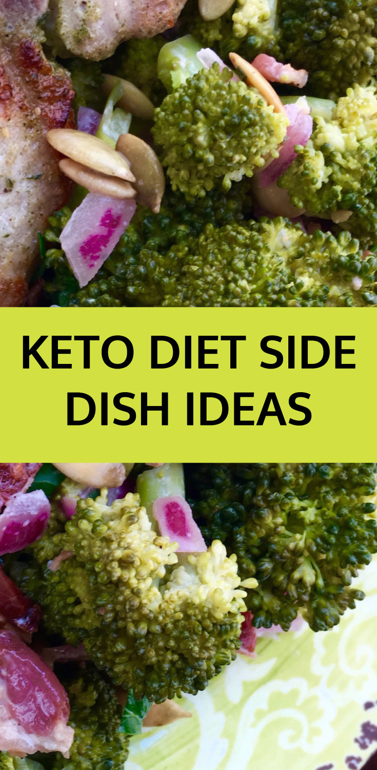 Low Carb Side Dish Ideas