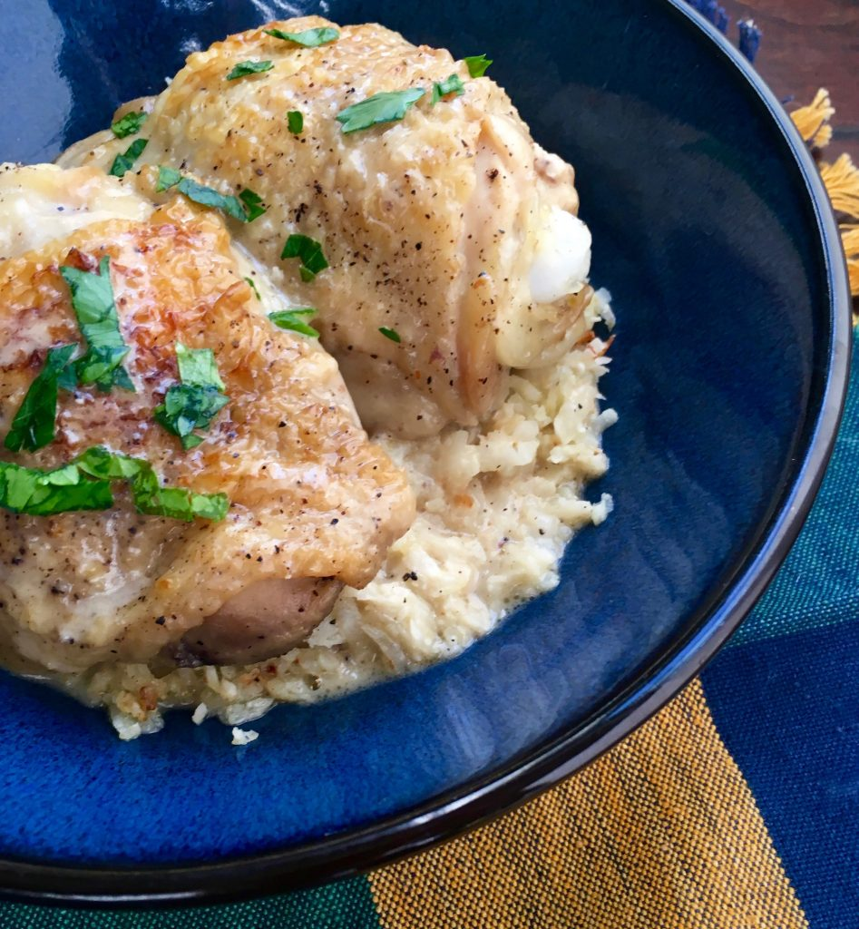 simple chicken thigh recipes