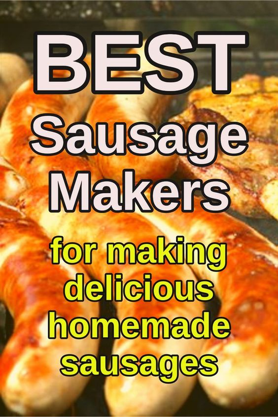 Sausage Maker Machines and Meat Grinders