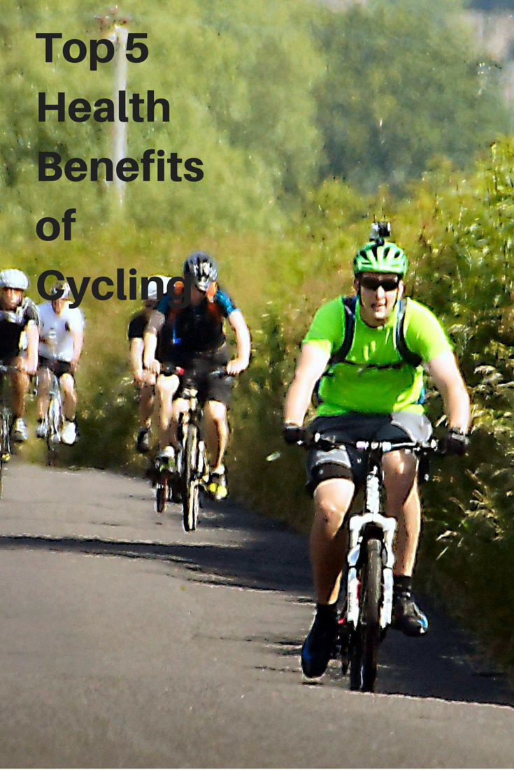 health benefits of bicycling