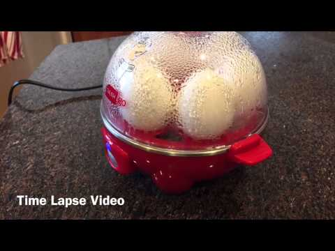 electric boiled egg cooker