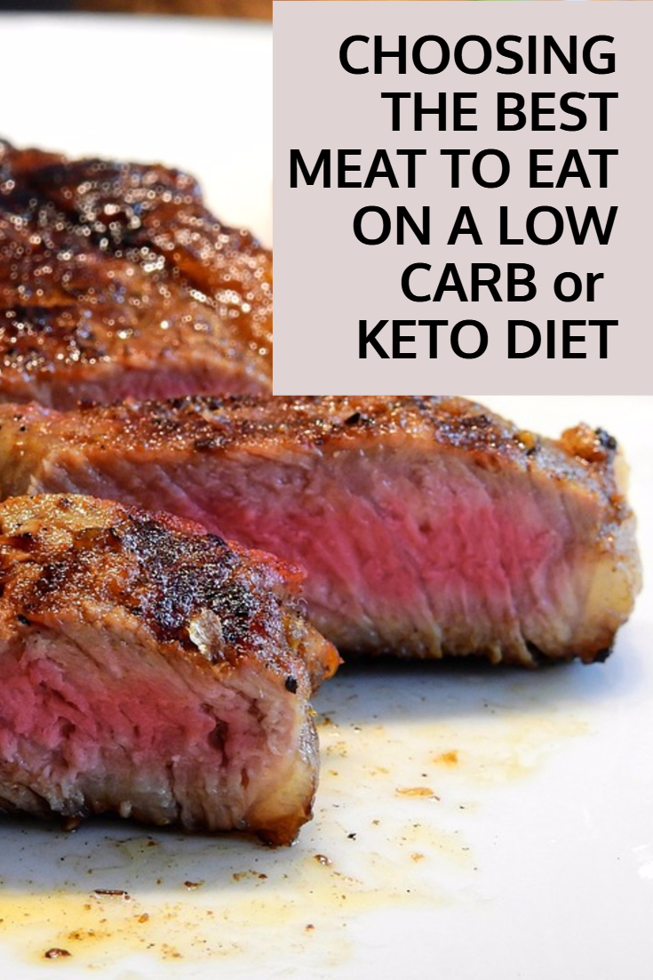 choosing the best meat to eat on a low carb keto paleo diet