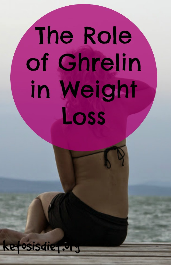 role of ghrelin in weight loss and gain