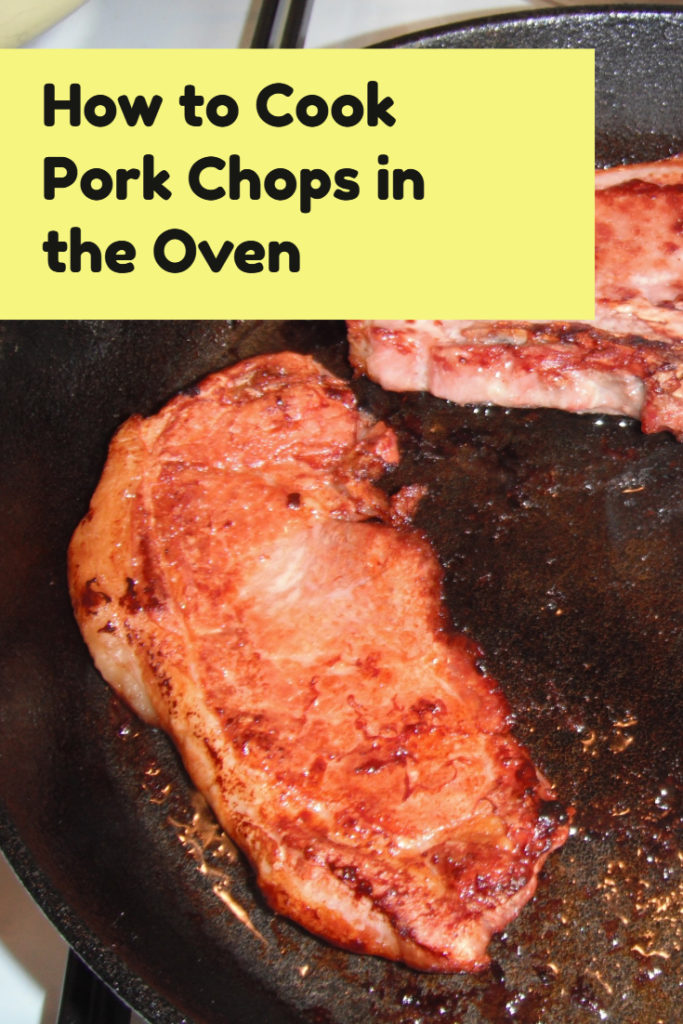 Easy Quick Pork Chop Recipe