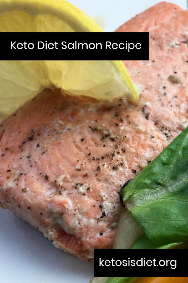keto diet salmon recipe