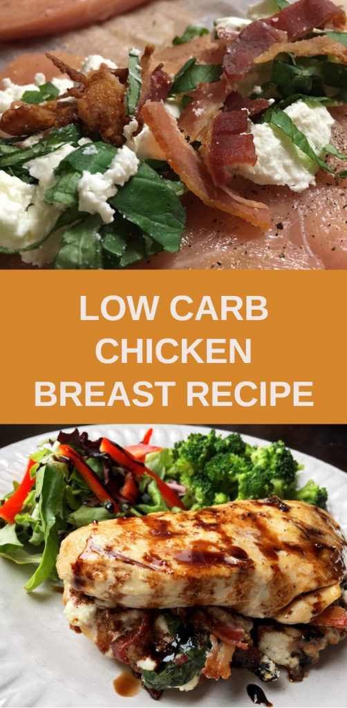 quick low carb chicken breast recipes